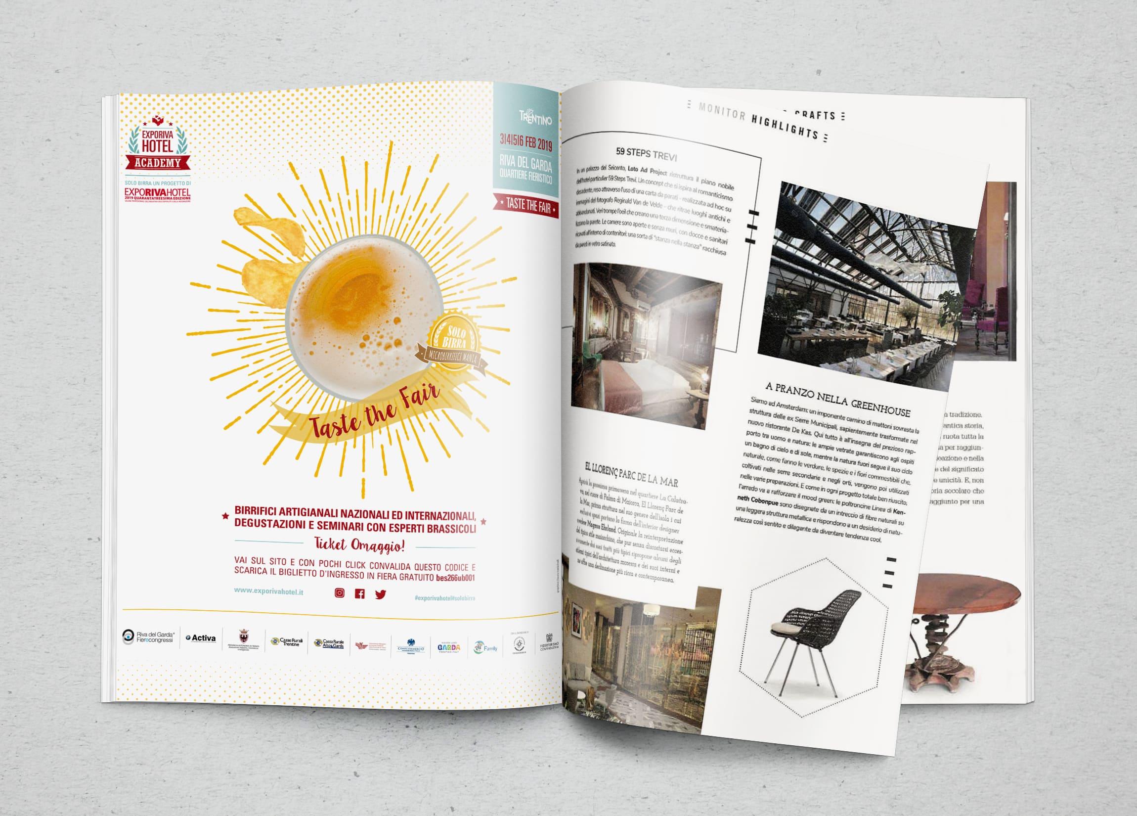 Advertising / SOLOBIRRA